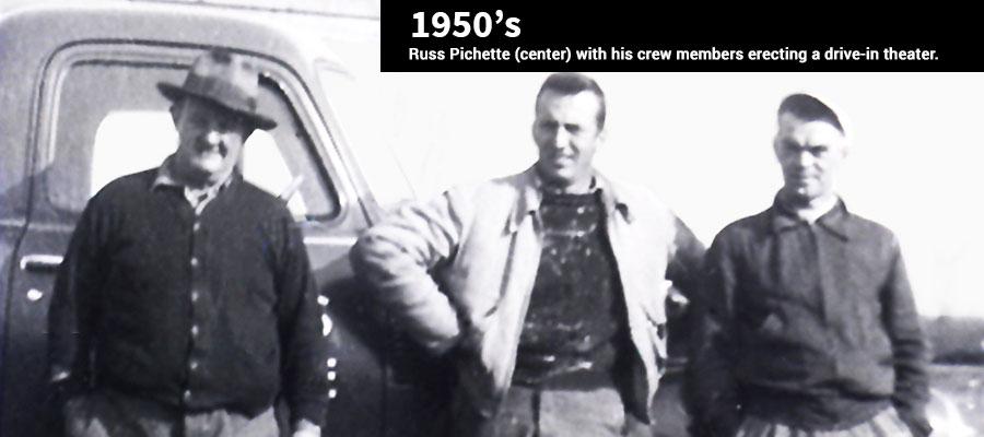 Russco Team 1950's
